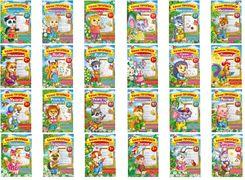 Книжки «Ігрові прописи» Мікс-3 (50 шт мікс в упаковці) 10 стор. 165х220 мм. м'яка обкл. (50)