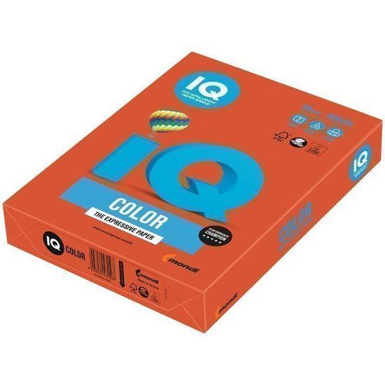 Бумага цветная офисная А4 Mondi Coloured Intense ZR09 (красный) 80 г/м2 500 листов