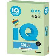 Папір кольоровий офісний А4 IQ Mondi Coloured Pas МG28 (зелений) 160 г/м2 250 аркушів