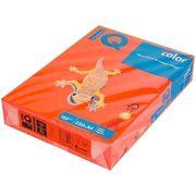Папір кольоровий офісний А4 IQ Mondi Coloured Int CO44 (коралово-червоний) 160 г/м2 250 аркушів