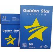 Папір офісний білий А4 Папір А4 Golden Star B 500 аркушів B