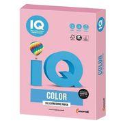 Папір кольоровий офісний А4 IQ Mondi Coloured Pas ОРI74 (рожевий фламінго) 160 г/м2 250 аркушів