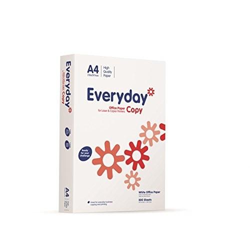 Папір офісний білий А4 Everyday Copy 75 гр/м2 500 аркушів C