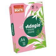 Папір кольоровий офісний А4 Adagio Bright Candy 05 (рожевий) 80 г/м2 500 аркушів
