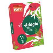 Папір кольоровий офісний А4 Adagio Intense Red 22 (червоний) 80 г/м2 500 аркушів