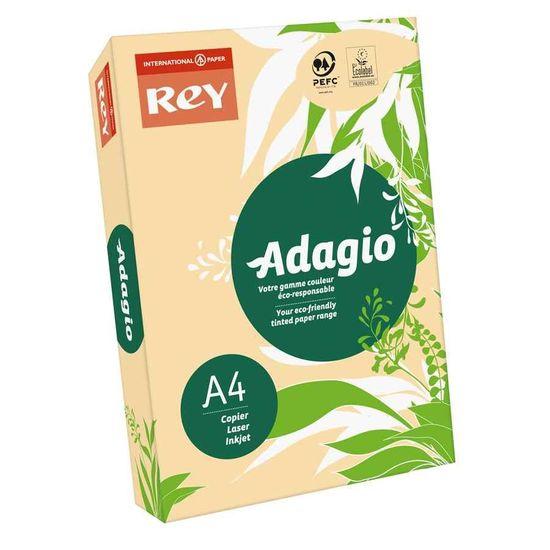 Бумага цветная офисная А4 Adagio Pastel Salmon 08 (розовый) 80 г/м2 500 листов