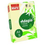 Папір кольоровий офісний А4 Adagio Pastel Ivory 93 (жовтий) 160 г/м2 250 аркушів