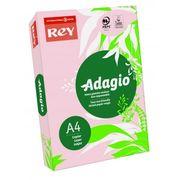 Папір кольоровий офісний А4 Adagio Pastel Pink 07 (рожевий) 160 г/м2 250 аркушів