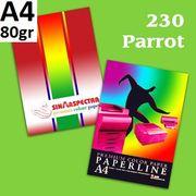 Папір А4 80 Paperline 500 арк. IK PARROT 230