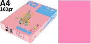 Папір А4 160 IQ Pas PI25 Pink (розовий)