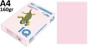 Папір А4 160 IQ Pas ОР174 (рожевий фламінго)