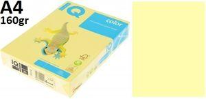 Папір А4 160 IQ Pas YE23 (жовтий)