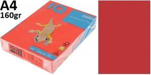 Папір А4 160 IQ Int CO44 250 арк. (коралово-червоний)