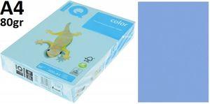 Папір А4 80 IQ Pas ОРL70 (блакитний лід)