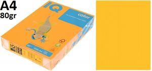 Папір А4 80 IQ Trend АG10 (жовтий)