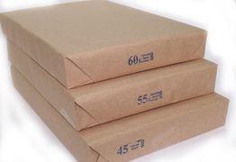 Папір газетний, А4 розміру, 45 г/м2, 500 аркушів