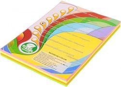 Бумага цветная офисная А4 IQ Mix Neon 80 г/м2 200 листов  4 цвета по 50 листов