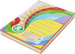 Бумага цветная офисная А4 IQ Mix Intensiv 80 г/м2 250 листов  5 цветов по 50 листов