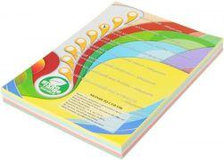 Папір кольоровий офісний А4 IQ Mix Pastell 80 г/м2 250 аркушів 5 кольорів по 50 аркушів