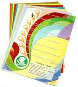 Бумага цветная офисная А4 IQ Mix 80 г/м2 100 листов 10 цветов по 10 листов