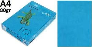 Папір А4 80 IQ INT DB49 (блакитний)
