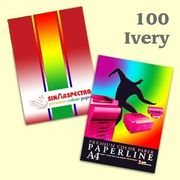 Папір А4 75 Paperline 500 арк. IK IVORY 100