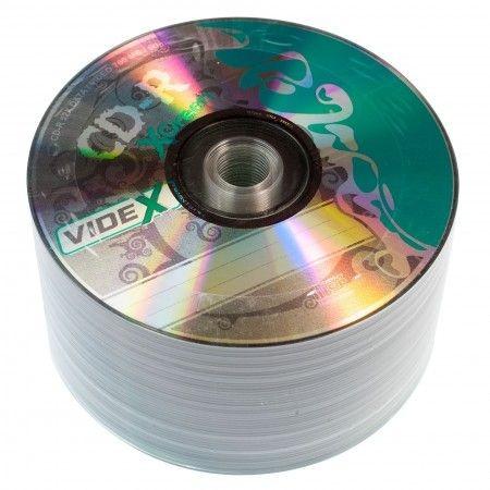 Videx X-Green CD-R 700 Mb 52x bulk 50