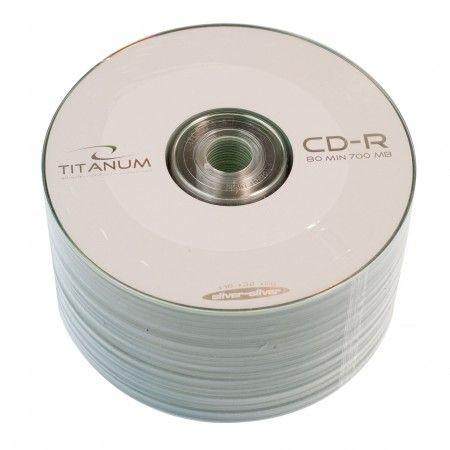 Titanum CD-R 700 Mb 52x bulk 50