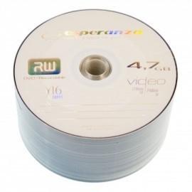 Esperanza DVD+R 4.7 Gb 16x bulk 50