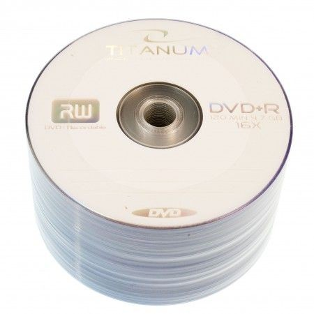 Titanum DVD+R 4.7Gb 16x bulk 50