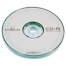 Titanum CD-R 700 Mb 52x bulk 10