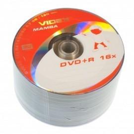 Videx Mamba DVD+R 4.7Gb 16x bulk 50