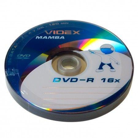 Videx Mamba DVD-R 4.7Gb 16x bulk 10