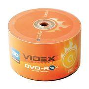 VIDEX DVD-R 4.7Gb 16x bulk 50