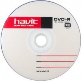 Havit DVD+R 16x 4.7 Gb bulk 50