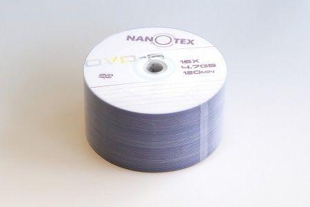 Nanotex DVD-R 16x bulk 50