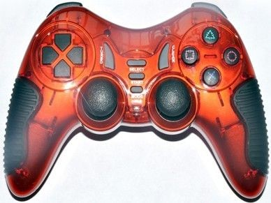 Дротовий геймпад HAVIT HV-G85 (PS2, PS3)
