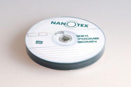 Nanotex CD-R 700 Mb 52x bulk 10