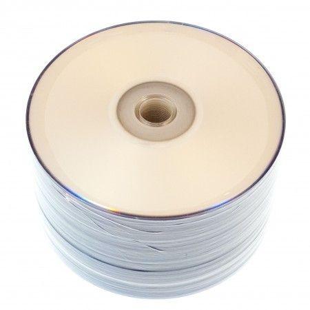 Printable Glossy DVD-R 4.7 Gb 16x Bulk 100