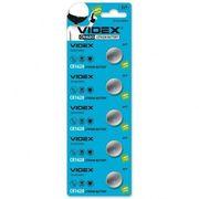 Батарейка літієва Videx CR1620 5шт BLISTER CARD