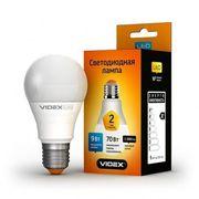 LED лампа VIDEX A60e 9W E27 4100K