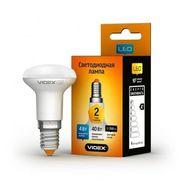 LED лампа VIDEX R39e 4W E14 4100K 220V 20шт/ящ