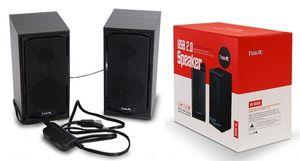 Акустическая система HAVIT HV-SK518 USB, black (20шт/ящ)