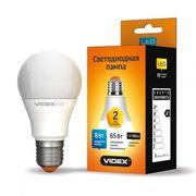 LED лампа VIDEX A60e 8W E27 4100K