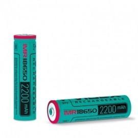 Аккумулятор Videx 18650(высокотоковый) 20A 2200mAh bulk/1pc 50/600