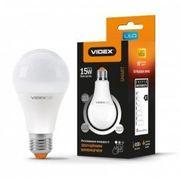 LED лампа з регулюванням яскравості VIDEX A65eD3 15W E27 4100K