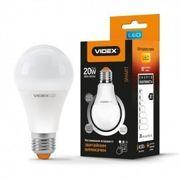 LED лампа з регулюванням яскравості VIDEX A70eD3 20W E27 4100K