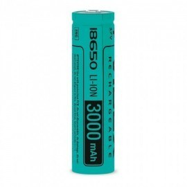 Аккумулятор Videx Li-Ion 18650(без защиты) 3000mAh bulk/1pc 50/600
