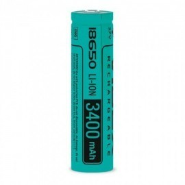 Аккумулятор Videx Li-Ion 18650(без защиты) 3400mAh bulk/1pc 50/600