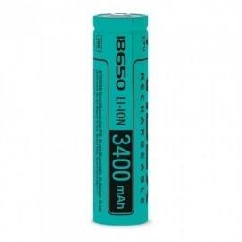 Аккумулятор Videx Li-Ion 18650(без защиты) 3400mAh bulk10/1pc